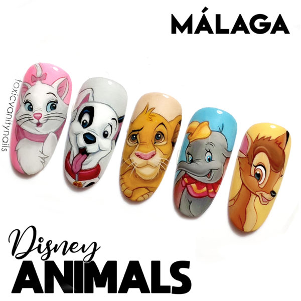 RESERVA CURSO DISNEY ANIMALS MÁLAGA 1