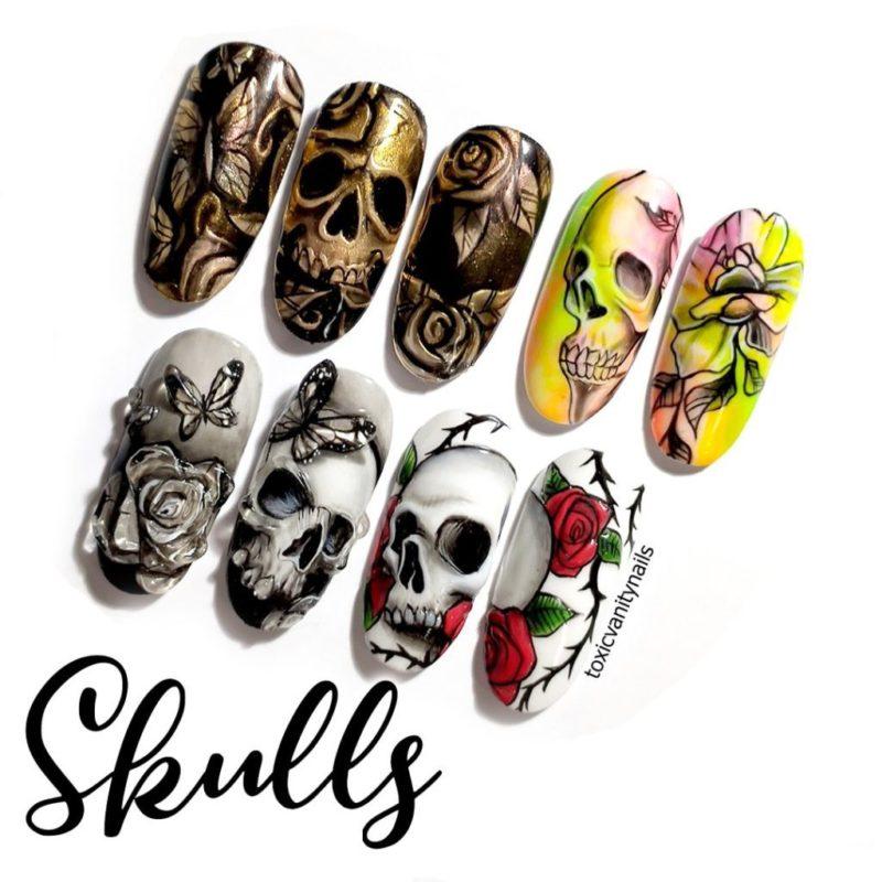 Curso Skulls | Reserva