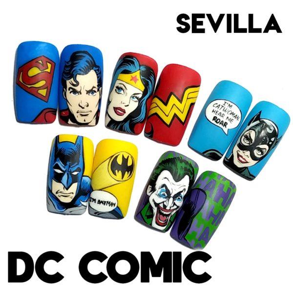 Curso DC Comic