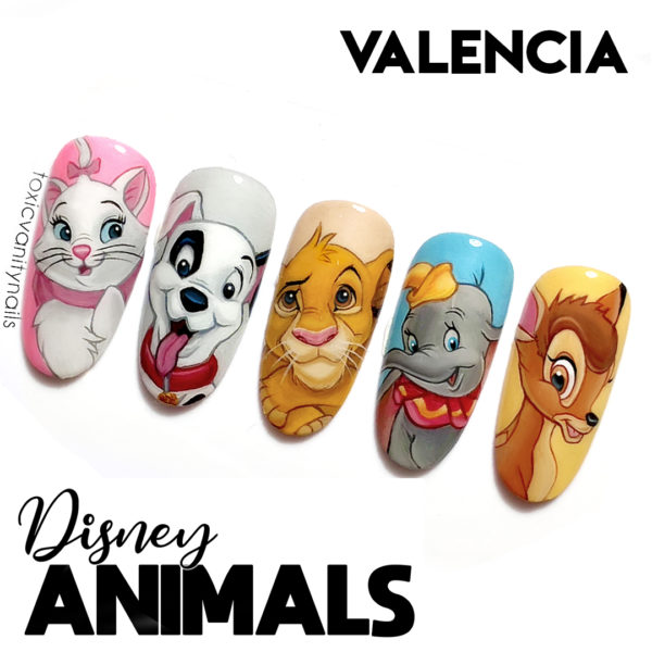 Curso disney animals