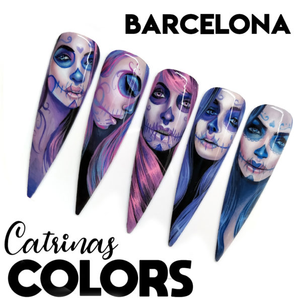 Catrinas Colors