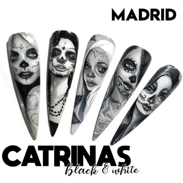 Catrinas Black & White