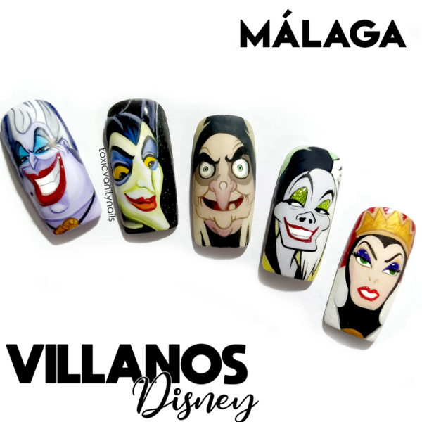 Curso villanos disney