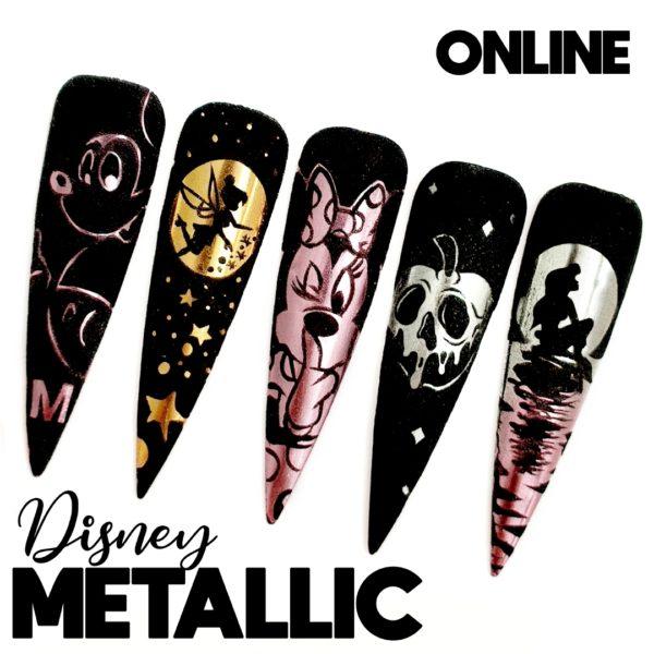Metallic Disney