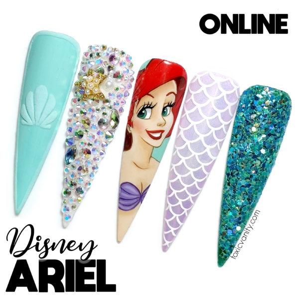 disney ariel curso online