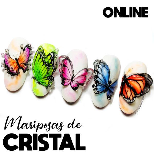 Curso Online Mariposas de Cristal 1
