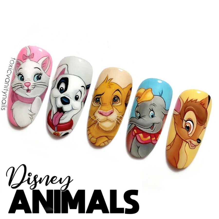 Curso Disney Animals | Reserva 1