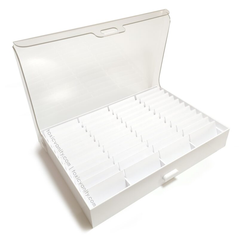 Caja expositora de tips