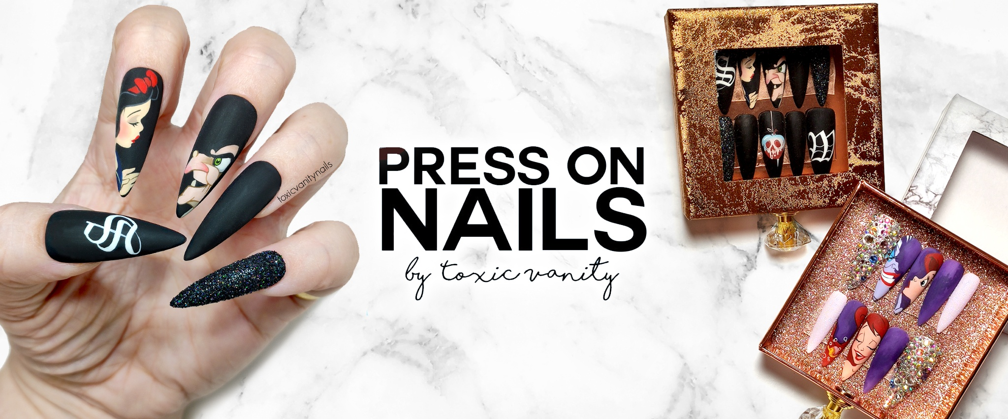 Press on nails 1
