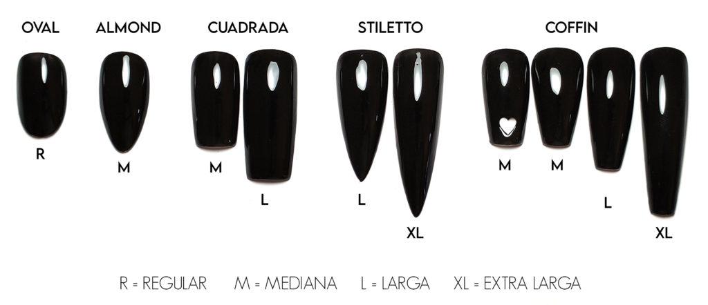 Formas y tallas 2