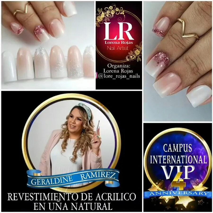 Campus Nails International Vip 4 ONLINE 15