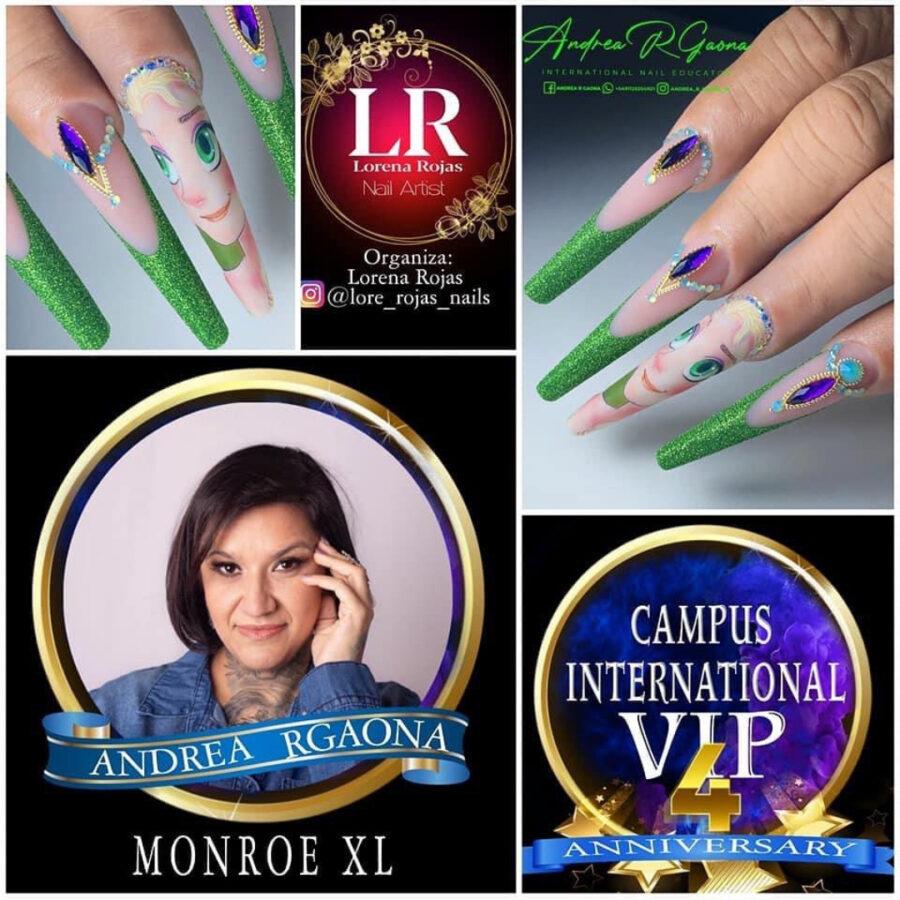 Campus Nails International Vip 4 ONLINE 9